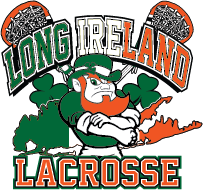 Long Ireland Lacrosse Logo